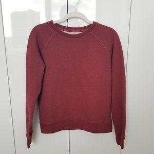 TNA - Red Crew Neck Sweater